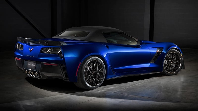 2019 chevrolet corvette Pictures Of The Chevrolet Corvette