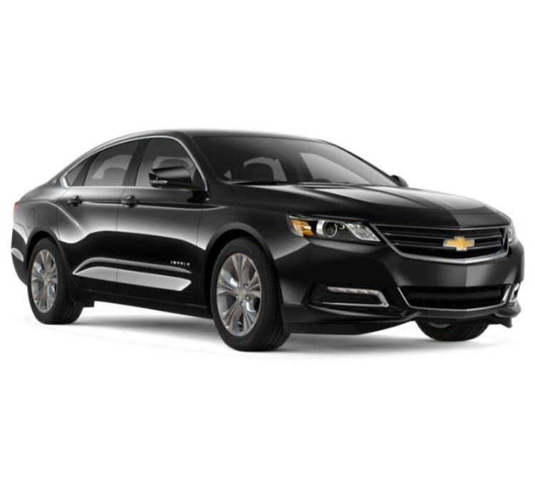 2019 chevrolet impala colors w interior exterior options Chevrolet Impala Colors