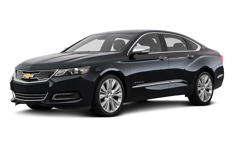 2019 chevrolet impala features and specs car and driver Chevrolet Impala Specs