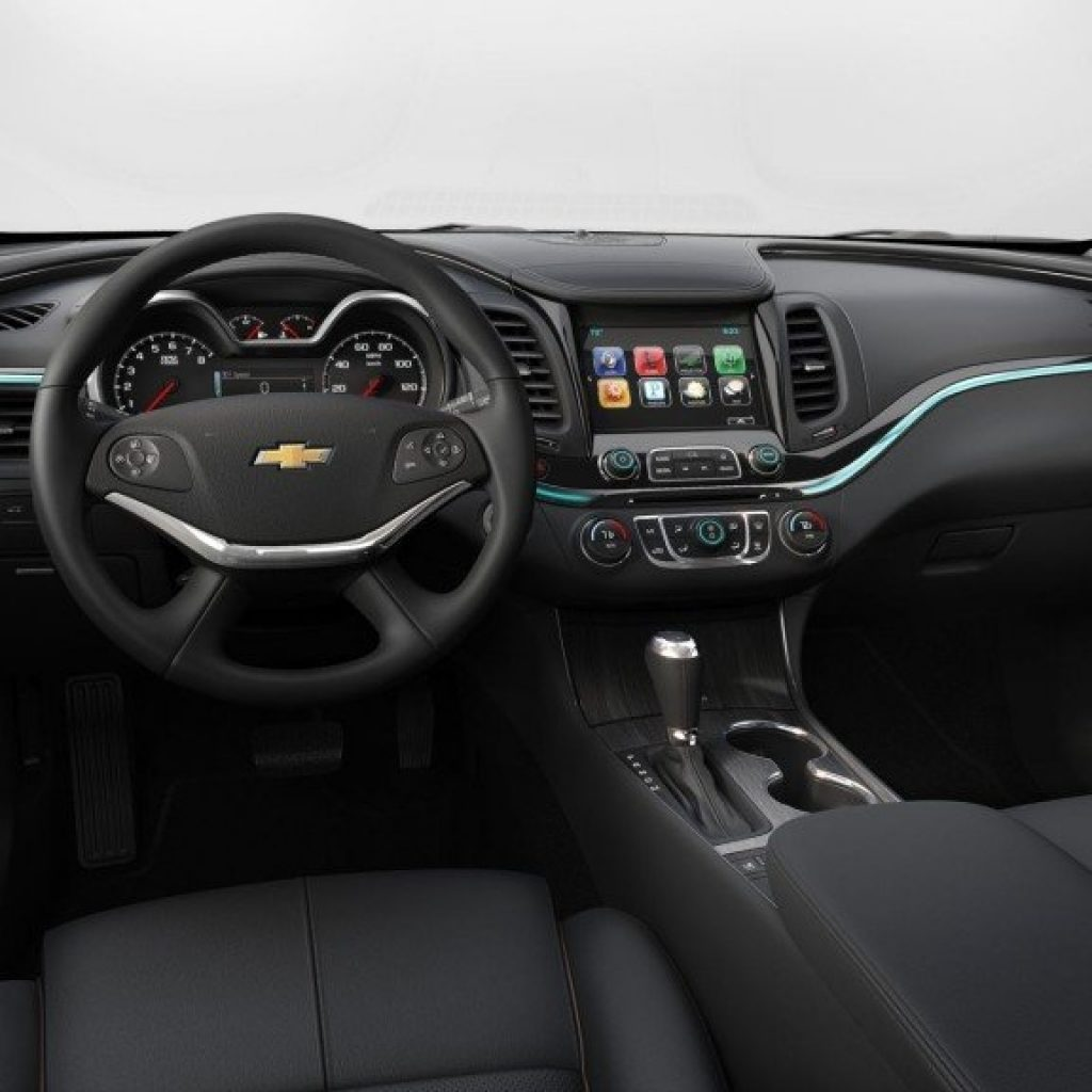 2019 chevrolet impala interior colors gm authority Chevrolet Impala Interior