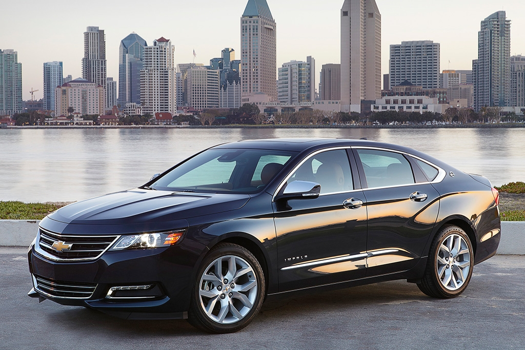 2019 chevrolet impala new car review autotrader Chevrolet Impala Review