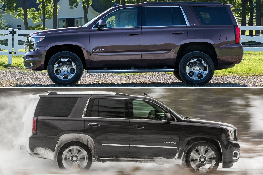 2020 chevrolet tahoe vs 2020 gmc yukon whats the Chevrolet Tahoe Vs Gmc Yukon