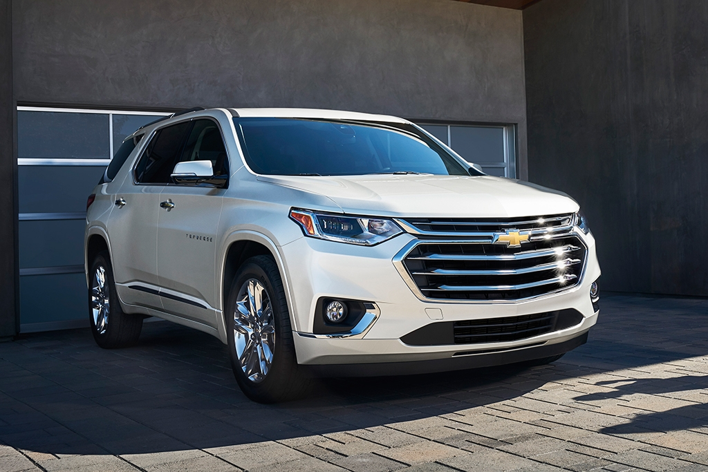 2019 chevrolet traverse new car review autotrader Chevrolet Traverse Review