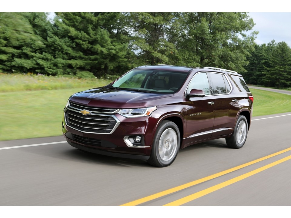 2019 chevrolet traverse prices reviews and pictures us Chevrolet Traverse Review