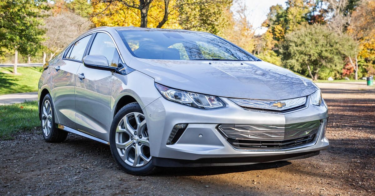 2019 chevrolet volt review making a stronger case for Chevrolet Volt Premier
