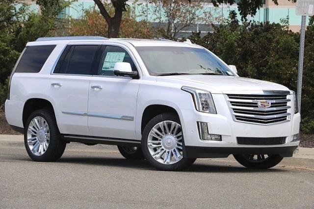 2019 crystal white tricoat 4wd platinum cadillac escalade Cadillac Platinum Escalade