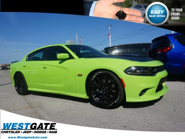 2019 dodge charger rt scat pack rwd Dodge Scat Pack Charger