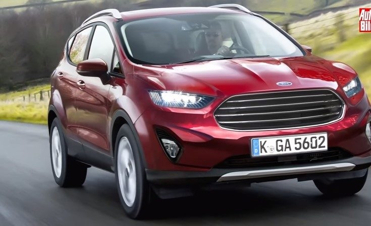 2019 ford kuga release date price specs design interior Ford Kuga Release Date