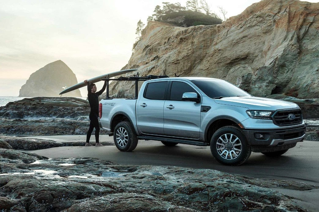 2019 ford ranger am i the only one disappointed gearjunkie Is The Ford Ranger Out Yet