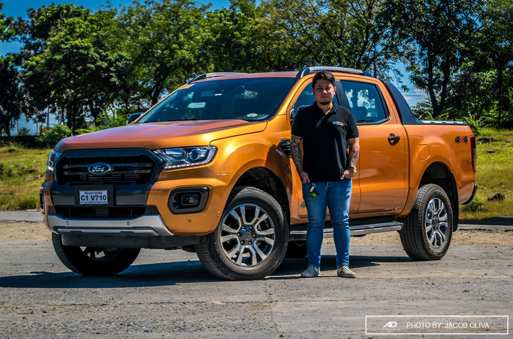 2019 ford ranger wildtrak biturbo review autodeal philippines Ford Wildtrak Philippines