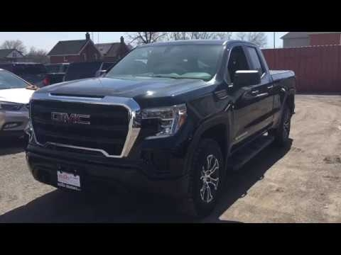 2019 gmc sierra 1500 4wd double cab x31 off road package black oshawa on stock 190938 Gmc Sierra X31 Off Road Package