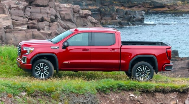 2019 gmc sierra review innovative tailgate great head up Gmc 2500hd Heads Up Display