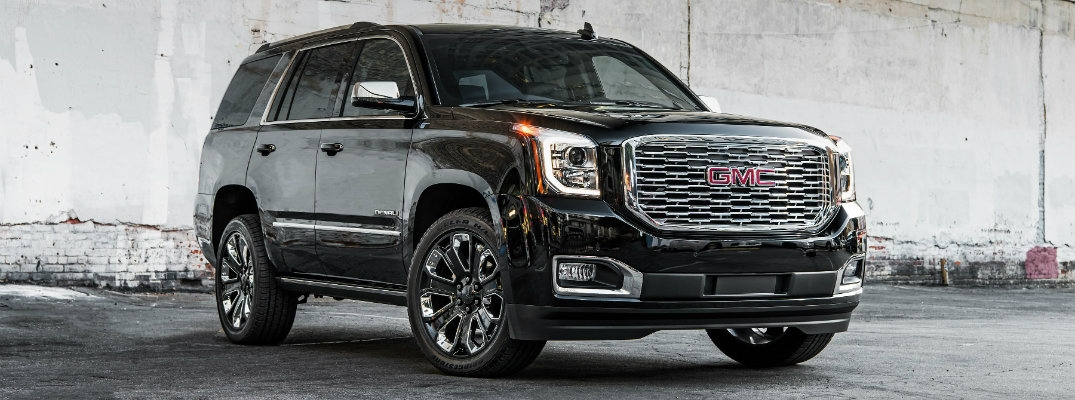 2019 gmc yukon denali how powerful is it Gmc Yukon Towing Capacity