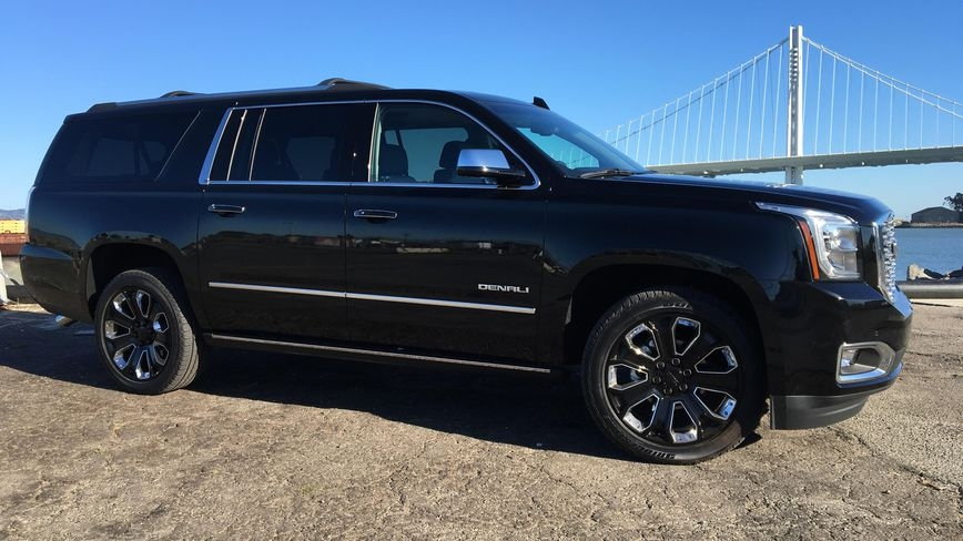 2019 gmc yukon denali xl review go big or go home roadshow Chevrolet Yukon Denali