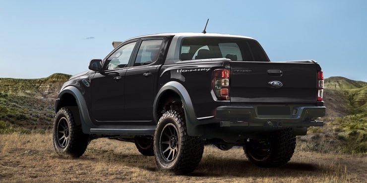 2019 hennessey velociraptor ford ranger six second 0 60 Ford Ranger Zero To Sixty