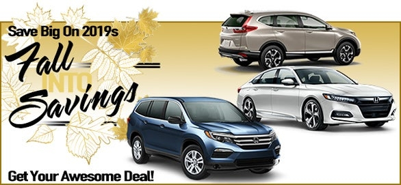 2019 honda clearance sale deals Honda Year End Clearance