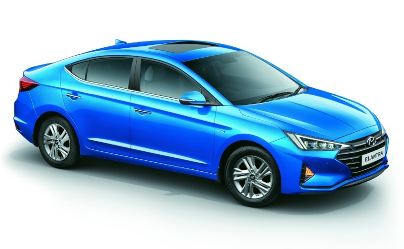 2019 hyundai elantra facelift launch date revealed bookings Hyundai Elantra Release Date