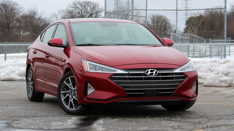2019 hyundai elantra review staying relevant in a changing Hyundai Elantra Review