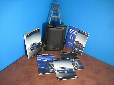 2019 jaguar f pace owners manual navigation section case free us shipping ebay Jaguar F Pace Owners Manual