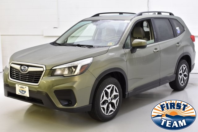 2019 jasper green metallic subaru forester suvs roanoke Subaru Forester Jasper Green