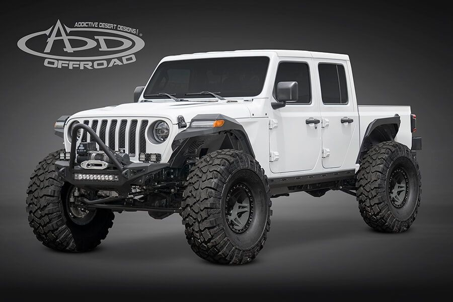 2019 jeep gladiator jt concept rendering jeep jeep Jeep Gladiator Jt Pickup