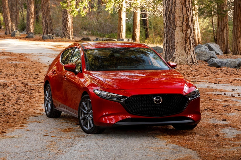 2019 mazda 3 hatchback review trims specs and price carbuzz Mazda Hatchback Review
