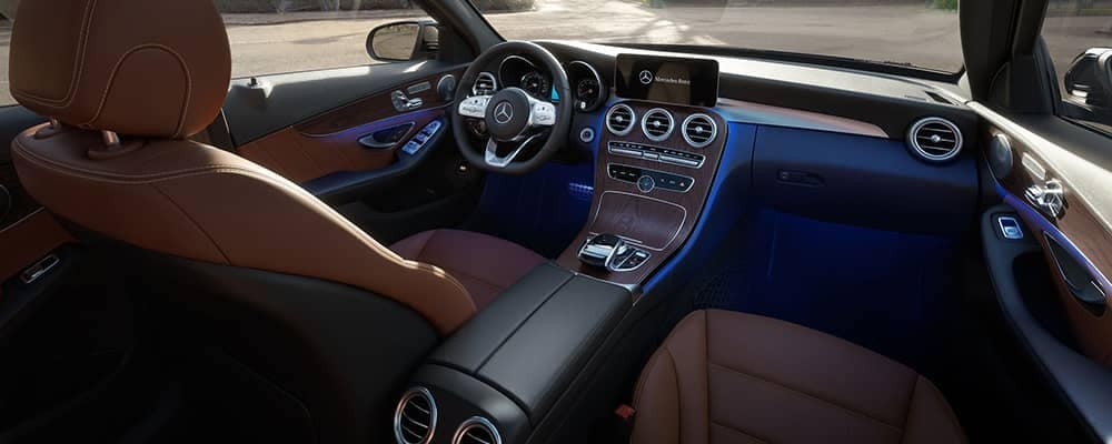 2019 mercedes benz c class interior mercedes benz of west Mercedes C Class Interior