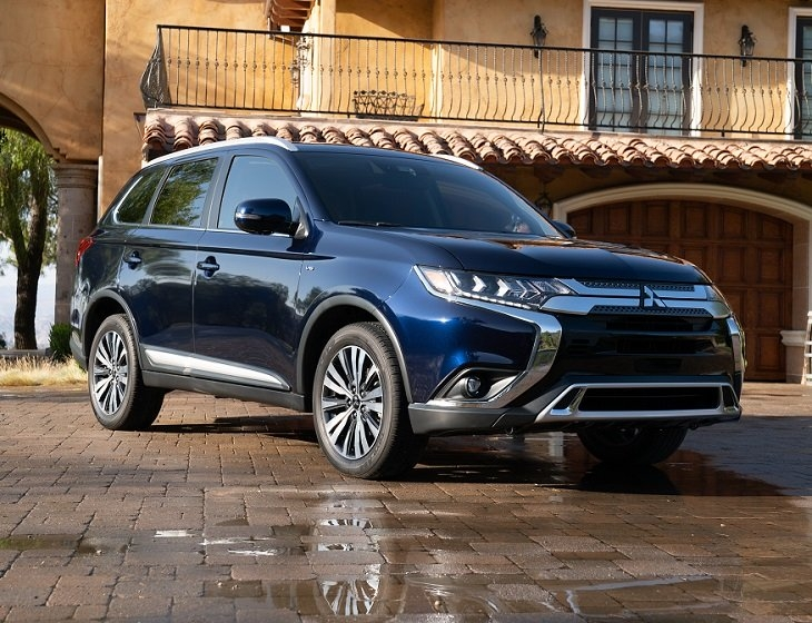2019 mitsubishi outlander review expert reviews jd power Mitsubishi Outlander Review