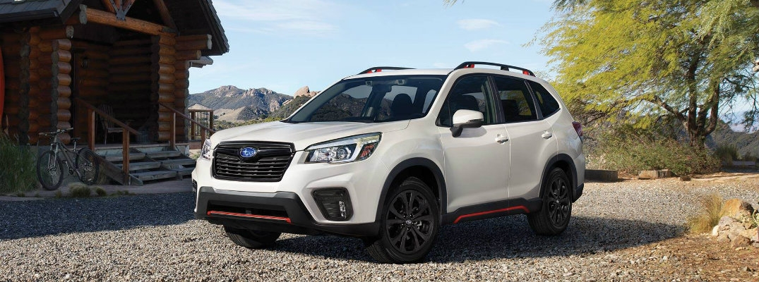 2019 subaru forester color options Subaru Forester Colors