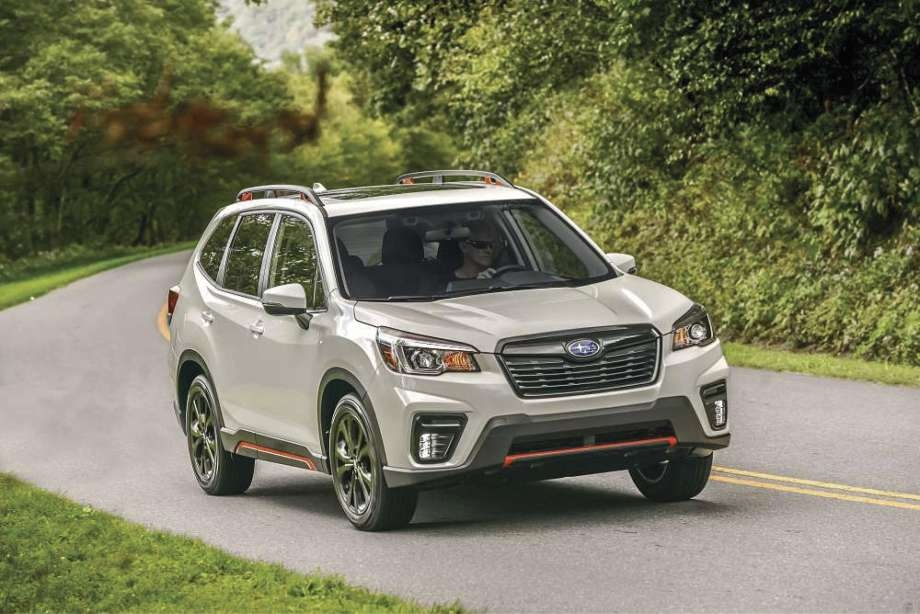 2019 subaru forester fourth generation arrives with more New Generation Subaru Forester