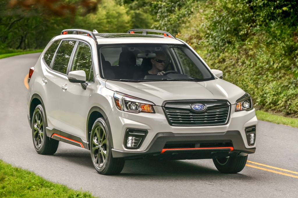 2019 subaru forester new car review autotrader Subaru Forester All New
