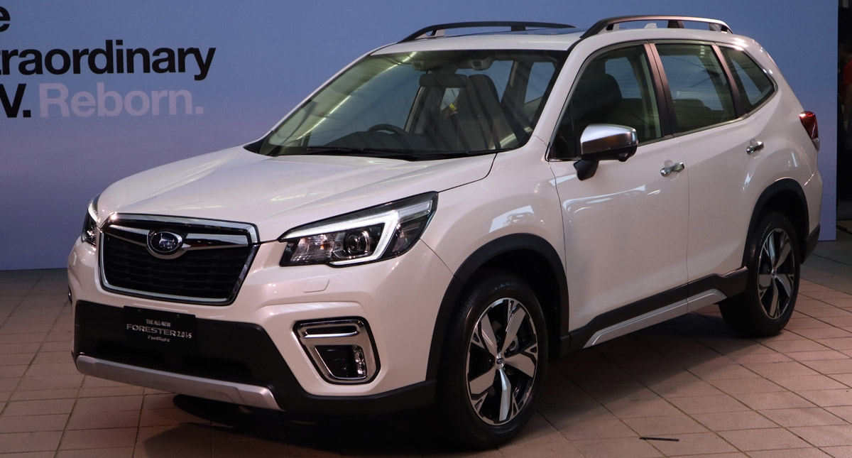 2019 subaru forester price photos features specs Subaru Forester All New