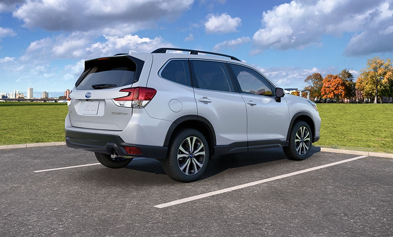 2019 subaru forester specs colors and trims and more Subaru Forester Colors