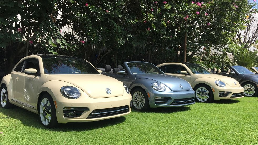 2019 volkswagen beetle final edition until we meet again Volkswagen Beetle Final Edition