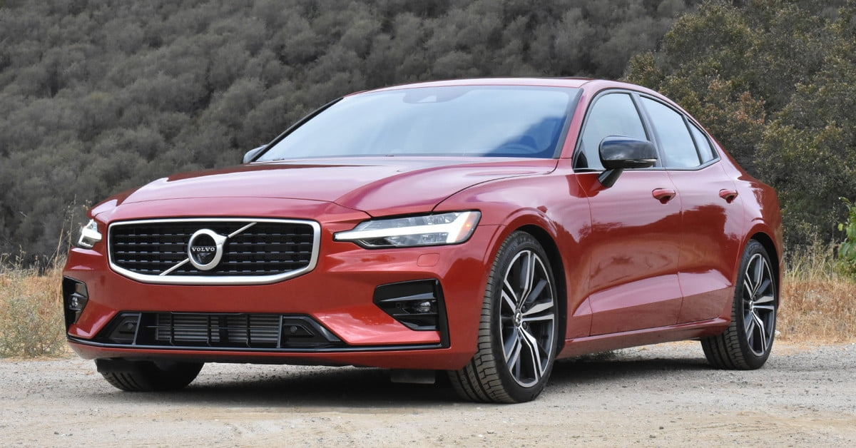 2019 volvo s60 first drive review digital trends Volvo S60 Ride Quality