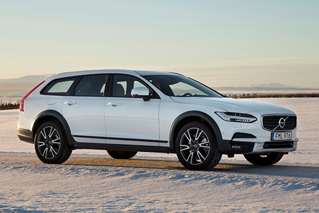 2019 volvo v90 cross country new car review autotrader Volvo V90 Cross Country