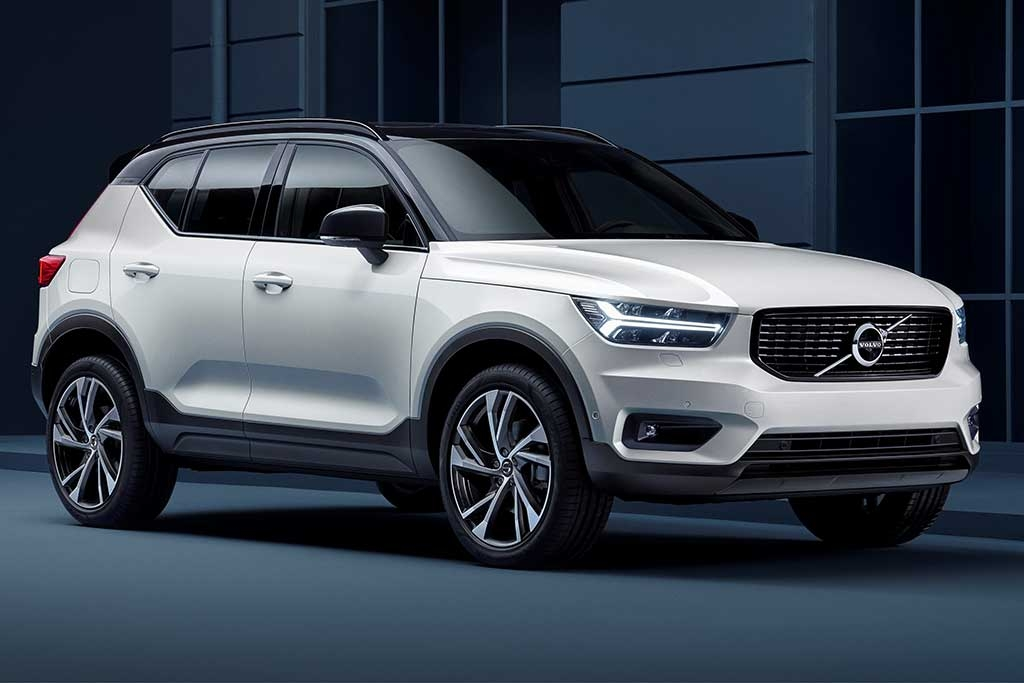 2019 volvo xc40 vs 2019 volvo xc60 whats the difference Volvo Xc40 Gas Mileage