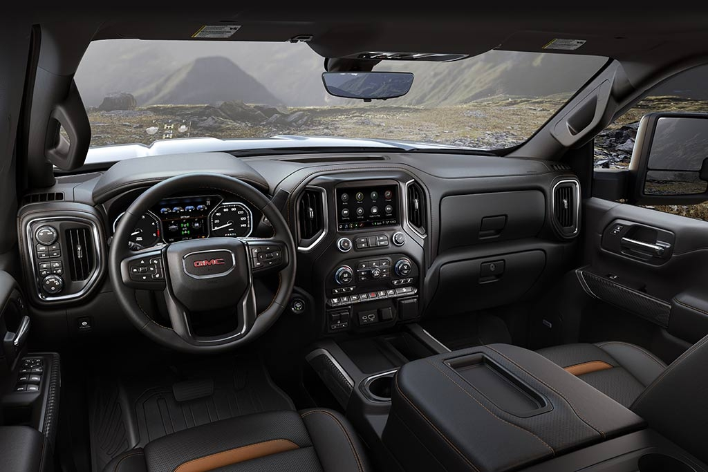 2019 vs 2020 gmc sierra hd whats the difference autotrader Gmc Sierra Hd Interior
