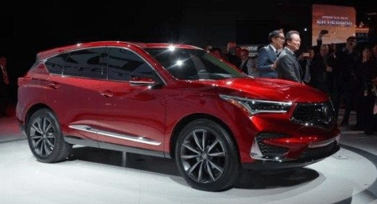 2020 acura rdx redesign changes release date hybrid Release Date For Acura Rdx