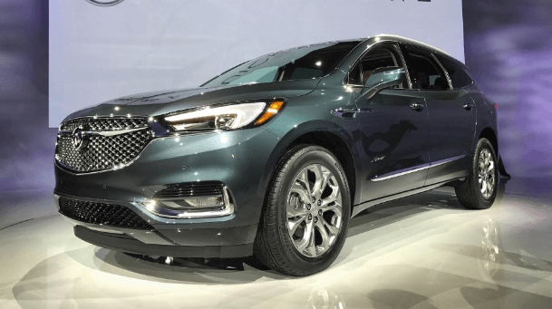 2020 buick enclave redesign specs and release date best Buick Enclave Release Date