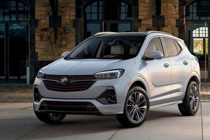 2020 buick encore gx review trims specs and price carbuzz Buick Encore Release Date