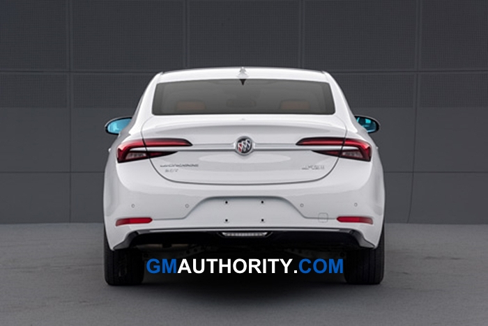 2020 buick lacrosse refresh not coming to america gm authority Buick Lacrosse Refresh