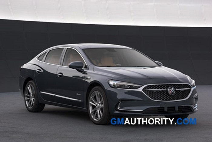 2020 buick lacrosse refresh to be discontinued months later Buick Lacrosse Refresh