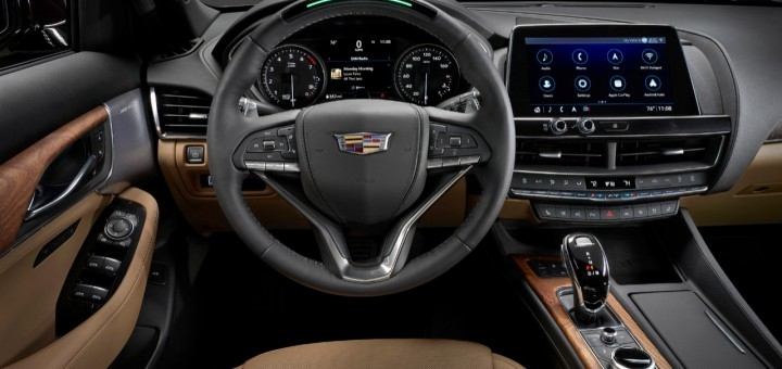 2020 cadillac ct5 will offer super cruise gm authority Cadillac Ct5 To Get Super Cruise In