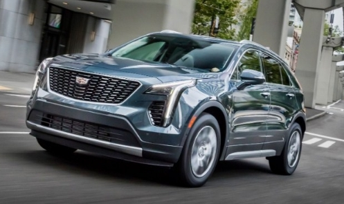 2020 cadillac xt4 sport redesign colors release date Cadillac Xt4 Release Date