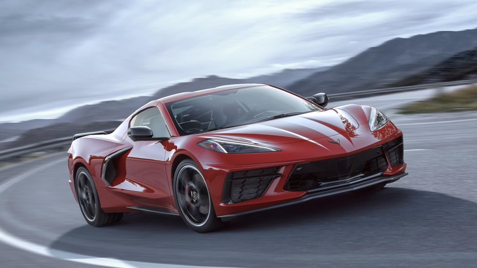 2020 chevrolet corvette blends the new and the familiar New Chevrolet Corvette