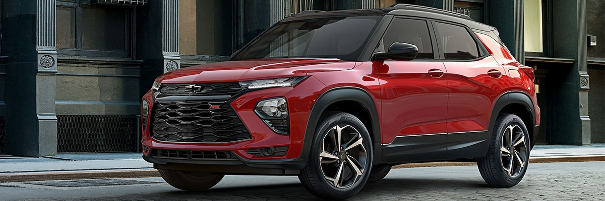 2020 chevrolet trailblazer burlington chevrolet All New Chevrolet Trailblazer