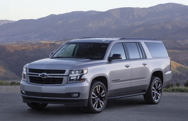 2020 chevy suburban colors release date changes interior Chevrolet Suburban Release Date