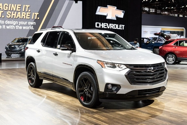 2020 chevy traverse release date specs upgrades 2019 Chevrolet Traverse Release Date
