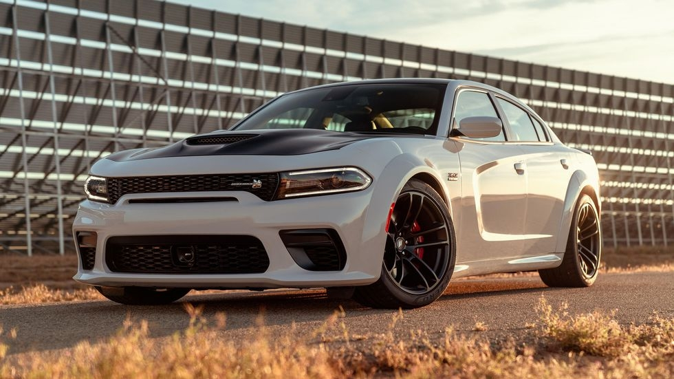 2020 dodge charger scat pack widebody more body and grip Dodge Charger Scat Pack Widebody